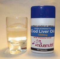 Cod Liver Oil 60 Capsules